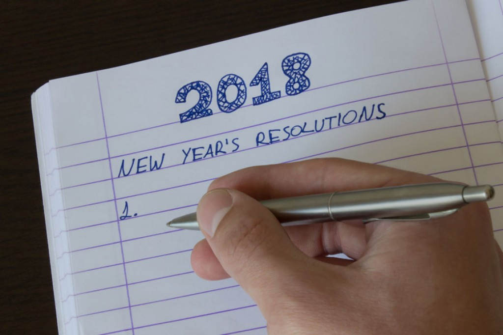 A Resolution to a New Year….